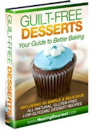 Guilt-Free Desserts eBook