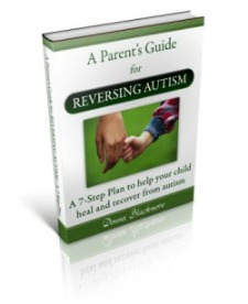 Parent's Guide For Reversing Autism eBook