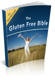 The Gluten-Free Bible eBook