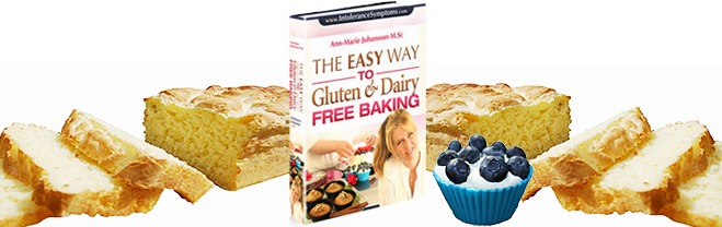 The Easy Way To Gluten & Dairy Free Baking eBook