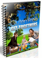 Gluten-Free Get Togethers Cookbook eBook